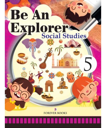 Be An Explorer Social Studies-5